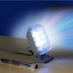 12 LED'er tv simulator / falsk tv til sikkerhed i hjemmet