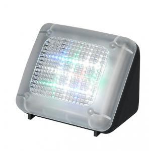 Domestica fittizia LED di falsificazione TV simulatore di sicurezza TV Burglar Intruder ladro deterrente