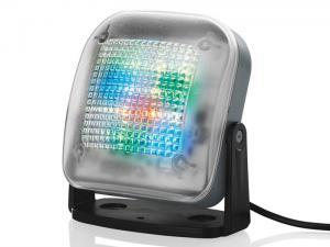 Fake Kriminalpræventive Tv med farve skiftende LED Og Low Power