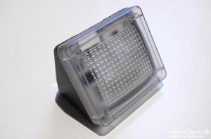 Sensore di luce di sicurezza domestica fittizia falsa TV antifurto dispositivo ladro deterrente