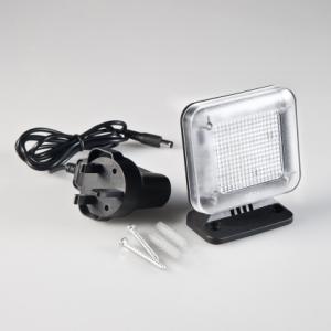 LED TV Simülatörü Kukla Sahte Ev Güvenlik TV Hırsız Caydırıcı Dahili Işık Sensörü Zaman