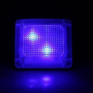 LED TV Simulator Dummy Fake TV Home Security Light Burglar Intruder Anti-Thief afskrækkende Sensor Alarmer med AC Adapter EU Plug