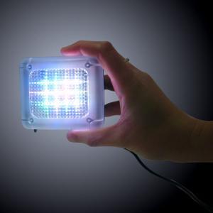 LED TV Simulator Impersonator Dummy TV dummy dummy Fake Security enhed