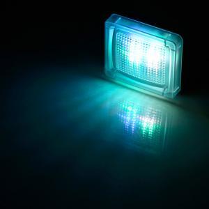 Nuovo LED Timer sensore di luce falso TV Simulator fittizia TV antifurto dispositivo ladro deterrente