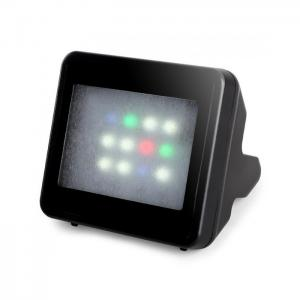 TV Tv-lys simulator indbrudstyv Forebyggelse Home Security LED Device Thief